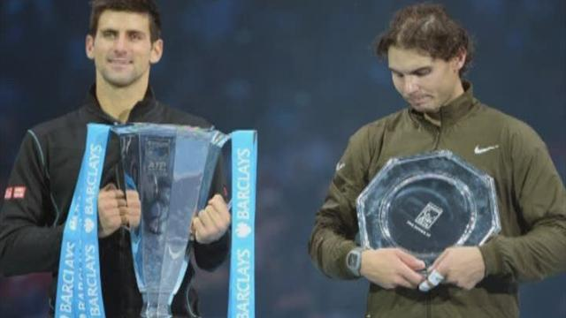 Djokovic beats Nadal to defend title - Tennis - ATP World Tour Finals