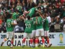 Mexico face NZ with one foot in World Cup finals