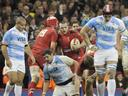 Wales claim record win over Argentina