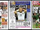 Paper Round: England improve, Germany still far better