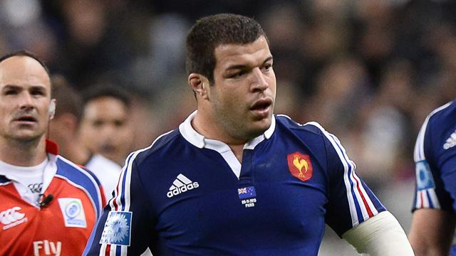 "Slimani: ""Être plus agressifs en défense"" - Rugby - XV de France"