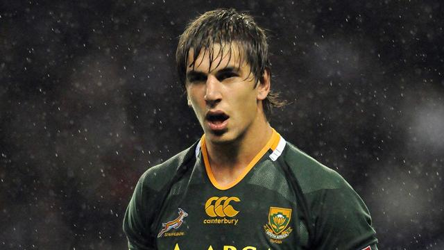 "Etzebeth, ""petit Bakkies"" deviendra grand - Rugby - Test Match"