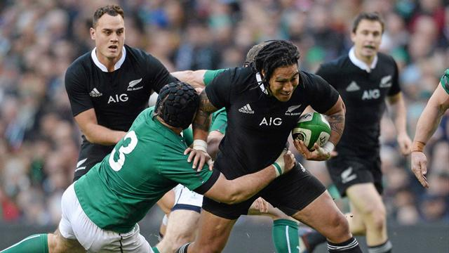 Ces All Blacks sont imbattables - Rugby - Test Match