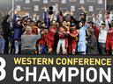 Real Salt Lake down Portland to reach MLS final