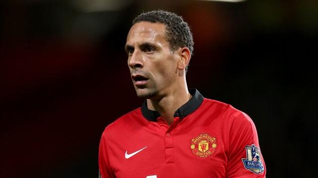 Rio Ferdinand tweeted that Manchester United had a 'choppy landing'