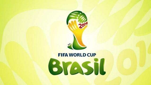FIFA announces draw pots for Brazil 2014