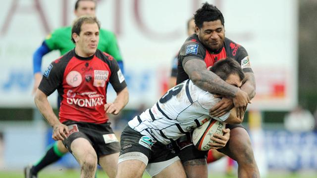Oyonnax se donne un peu d'air - Rugby - Top 14