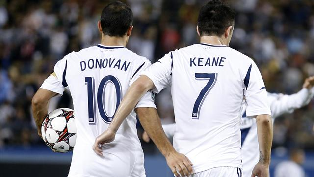 LA Galaxy rule out Keane and Donovan loans - Football - Premier League