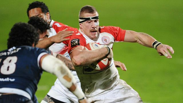 Biarritz replonge dans ses travers - Rugby - Top 14