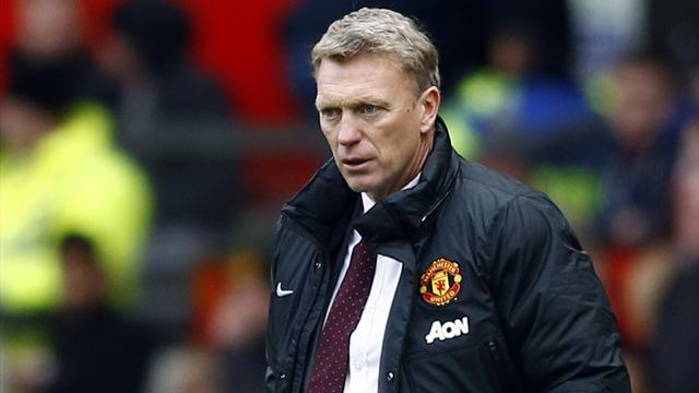 Disaster for Moyes as struggling United lose again - Football - Premier League
