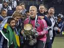 Kansas City win MLS Cup in penalty shootout