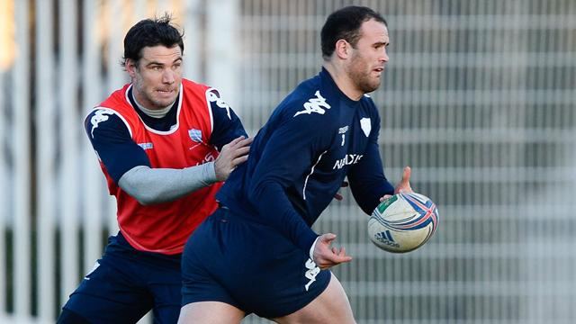 Racing: Roberts de retour face aux Harlequins ? - Rugby - Coupe d'Europe