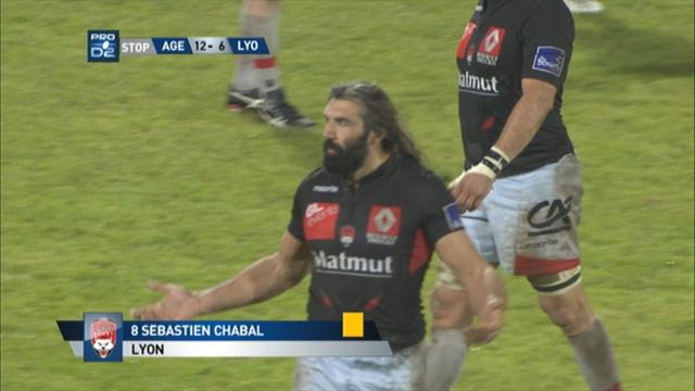 La Ligue convoque Chabal - Rugby - Pro D2