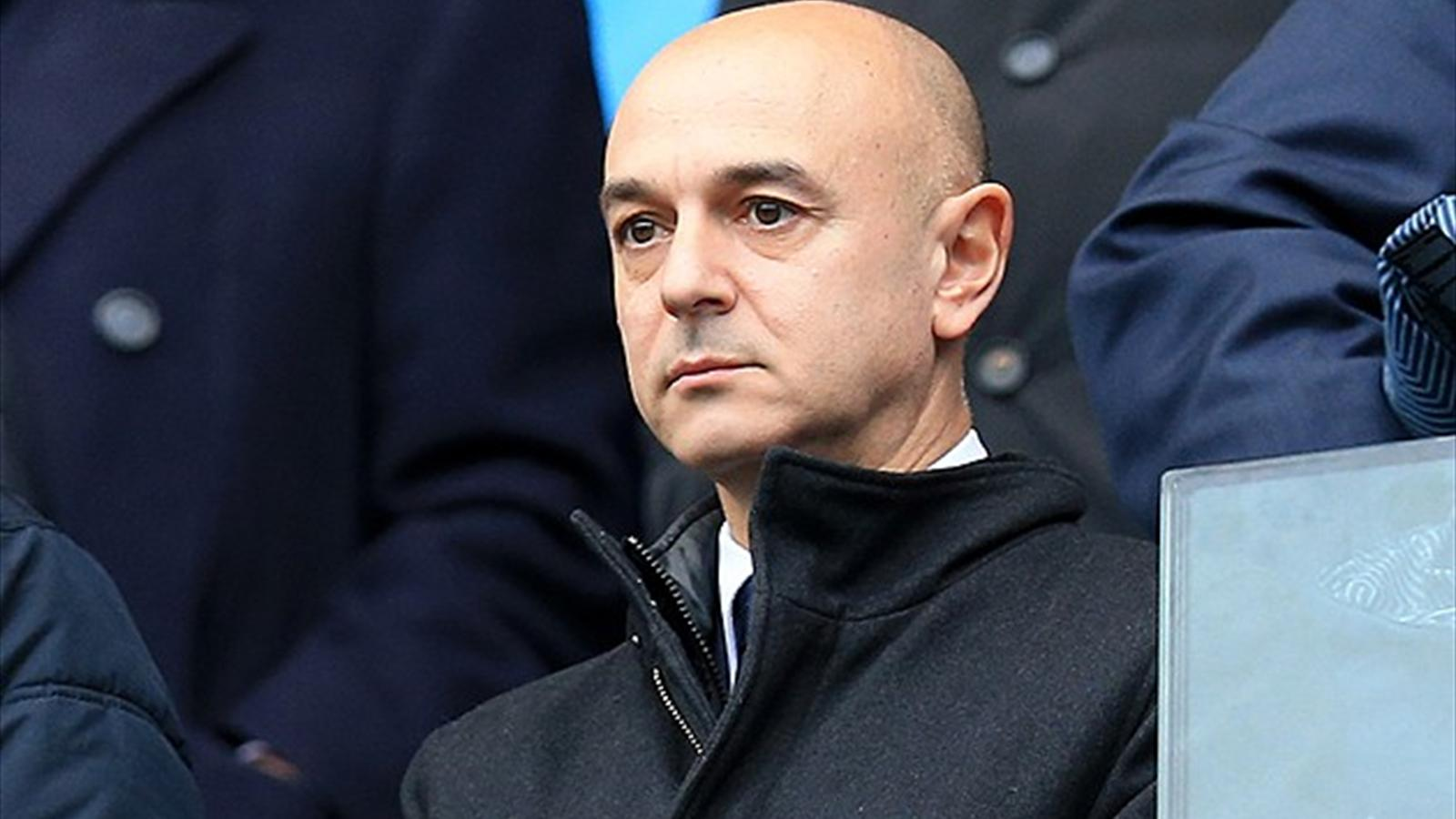 Daniel Levy (PA Photos)