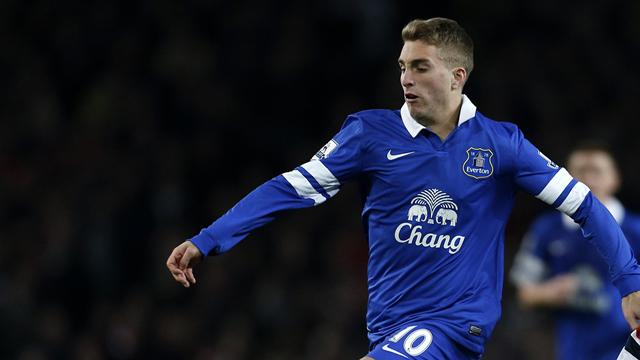 Everton's Deulofeu out for up to eight weeks