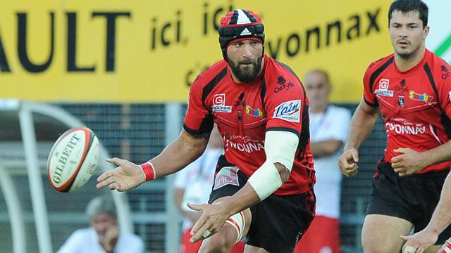 Oyonnax: Petit mais costaud !