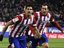 Costa double over Levante sends Atletico top of La Liga
