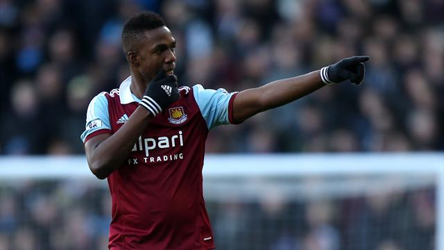 West Ham United's Modibo Maiga (PA Sport)