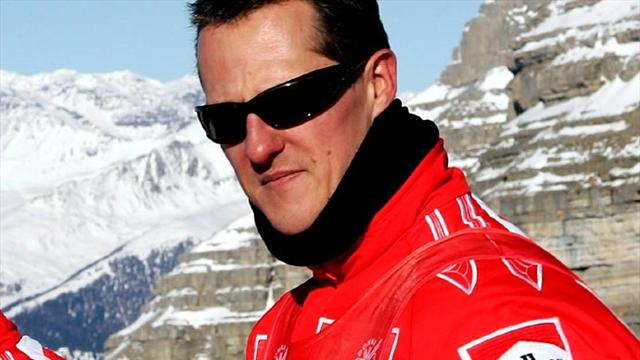 Schumacher 'still critical' as police examine helmet camera
