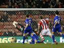 Stoke do enough to see off Leicester
