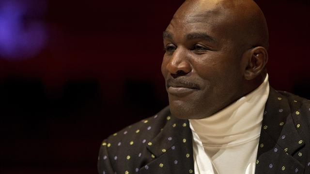 Holyfield finally retires from the ring, aged 51