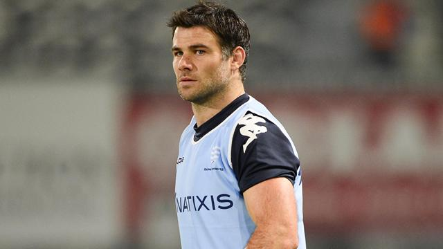 Racing: Phillips va retrouver son club de cœur - Rugby - Coupe d'Europe