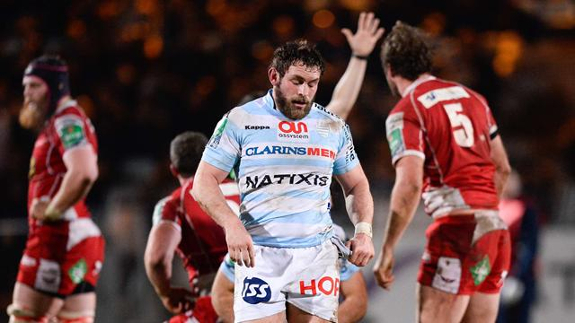 Le Racing n'aime pas l'Europe - Rugby - Coupe d'Europe