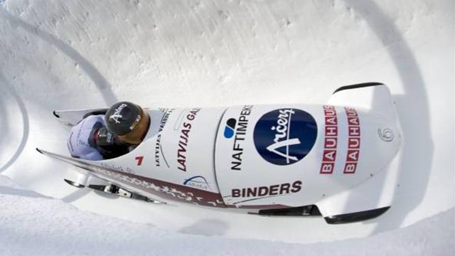 Latvia win as USA crash out in St Moritz