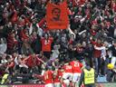 Benfica win emotional Classico amid Eusebio tributes