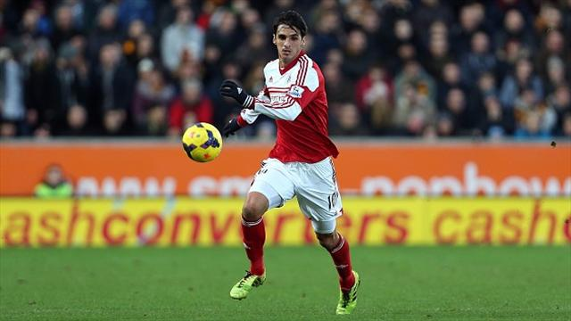 Bryan Ruiz will spend the rest of the season with PSV in the Eredivisie