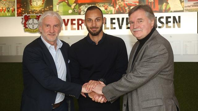 Omer Toprak extended his contract with Leverkusen