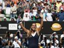 Cibulkova thrashes Radwanska to set up Li final