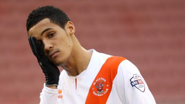 Thomas Ince looks set to follow his father out of Blackpool this month