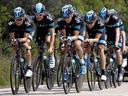 Sacre Bleu! French to launch their own Team Sky