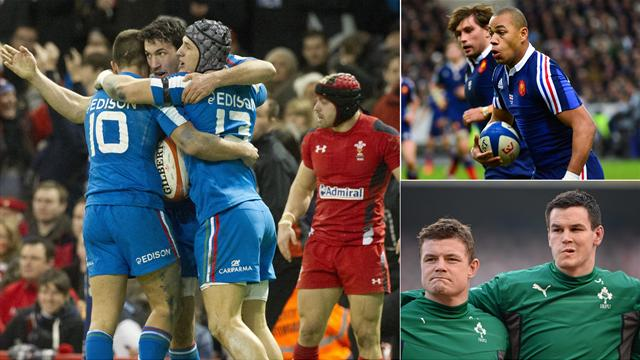 Campagnaro, Fickou, Flower of Scotland... nos humeurs du week-end - Rugby - 6 Nations