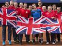 Italy on clay the ultimate test for GB's unheralded adventure