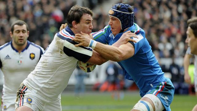 Bulletin de notes: Picamoles ne recule jamais - Rugby - 6 Nations