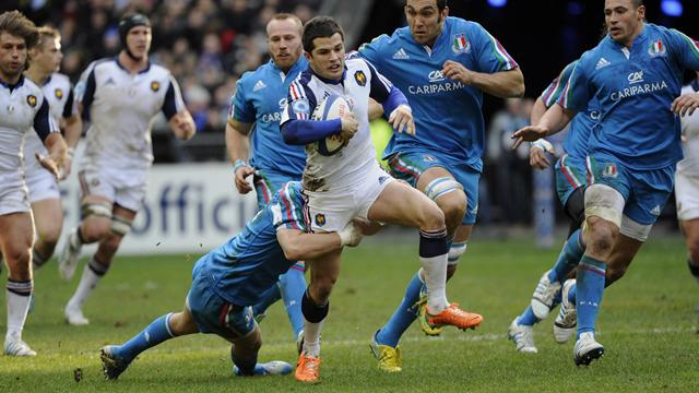 France-Italie (30-10), bulletin de notes - Picamoles ne recule jamais - Rugby - 6 Nations