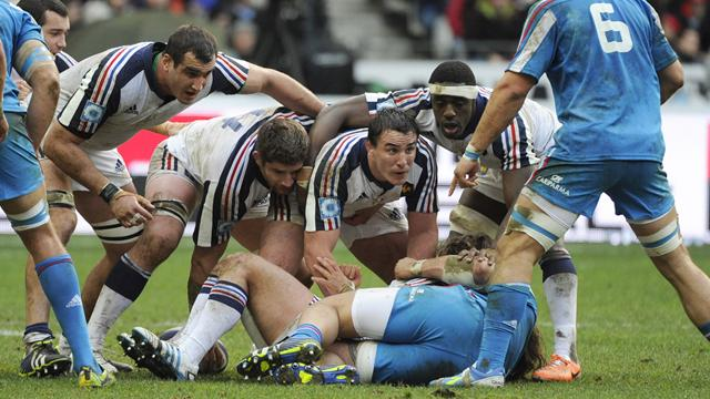 Eloge de la patience - Rugby - 6 Nations