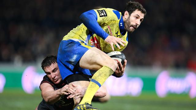 "Malzieu: ""On a envie de rester en tête du Top 14"" - Rugby - Top 14"