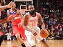 Harden seals late win for Rockets against Wizards