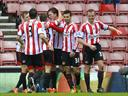 Sunderland beat Southampton at empty Stadium of Light