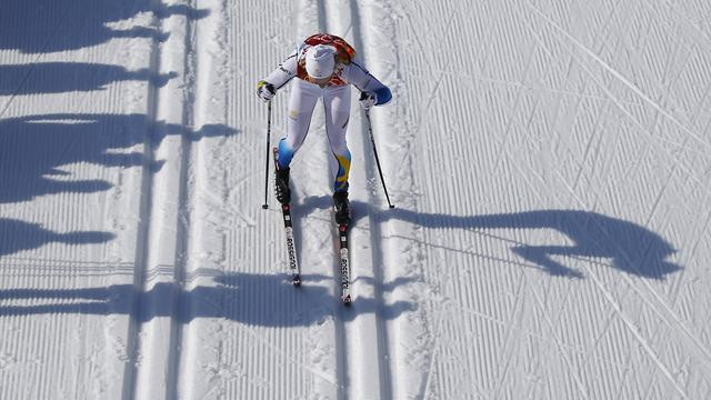 Sweden's men win team 4x10km gold  - Cross-Country Skiing