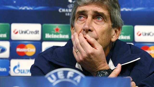 Pellegrini hit by UEFA ban