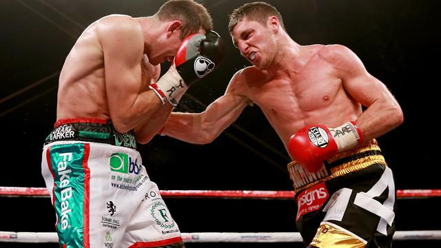 Coyle wants Mitchell on Froch-Groves undercard