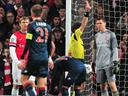 Wenger: Szczesny red card 'killed game'