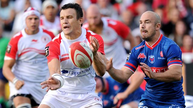 Grenoble ne pense qu'aux quatre points face à Biarritz - Rugby - Top 14