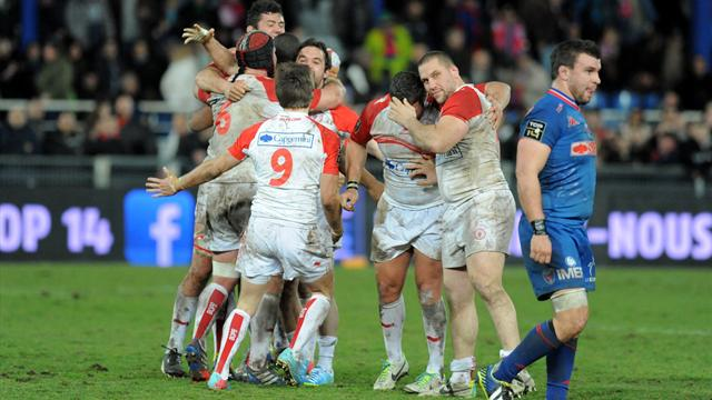 Biarritz, l'impensable exploit - Rugby - Top 14