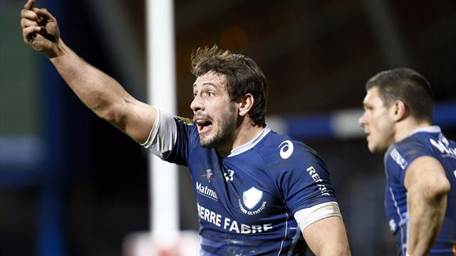 Rugby - Top 14 - Castres-Montpellier EN DIRECT