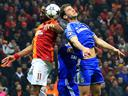 Chelsea tame Drogba but let Galatasaray off hook